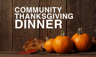 community thanksgiving dinner2