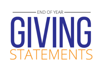 end of yr giving statements